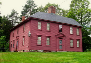 The Munroe Tavern, Lexington, Massachusetts