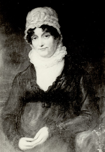 Mary Spurstow