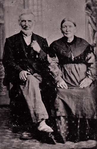 Israel Day Towle and Eliza Peirce Towle